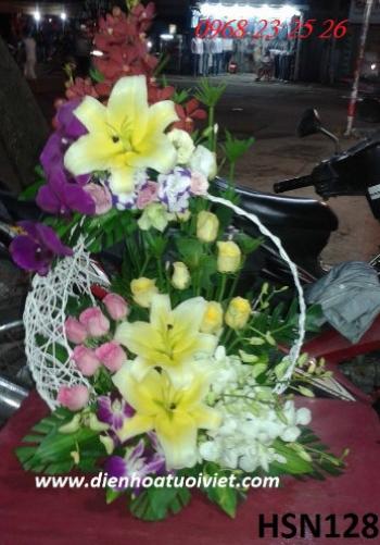 hoa sinh nhat hsn128