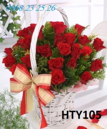 hoa tinh yeu hty105