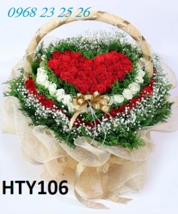 hoa tinh yeu hty106