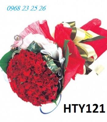 hoa tinh yeu hty121