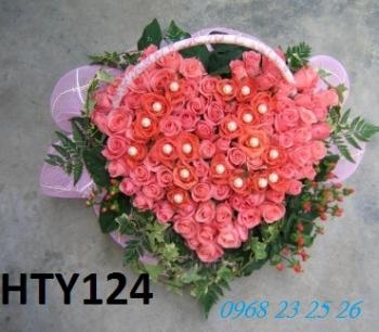 hoa tinh yeu hty124