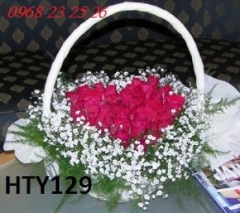 hoa tinh yeu hty129