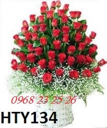 hoa tinh yeu hty134