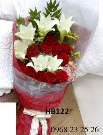hoa bo hb122