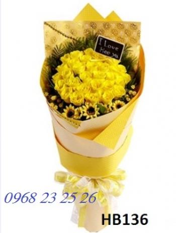 hoa bo hb136